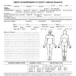 Autopsy Report Template Google Docs Blank Coroners Format inside Autopsy Report Template