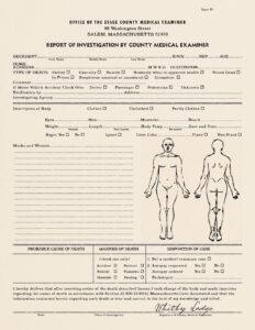 Autopsy Report Template The Stuffedolive Restaurant Google within Blank Autopsy Report Template