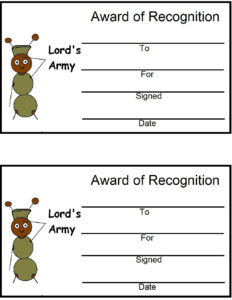 Award Certificate Template Clipart | Vbs Bible Boot Camp with regard to Boot Camp Certificate Template