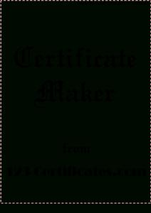 Awards For Teachers: Make Printable Certificates For Teachers within Teacher Of The Month Certificate Template