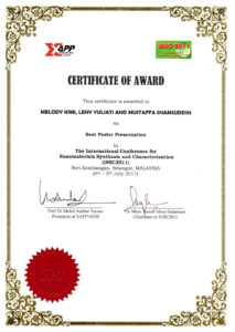 Awesome Collection For International Conference Certificate Regarding International Conference Certificate Templates