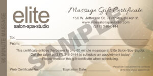 Awesome Collection For Spa Day Gift Certificate Template On with regard to Spa Day Gift Certificate Template