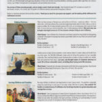 Awesome One Page Impact Report. | Fundraising Resources With Regard To Fundraising Report Template