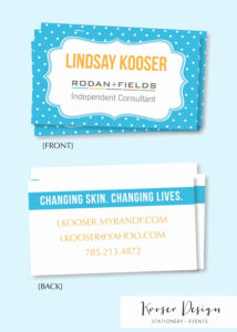 Awesome Rodan And Fields Business Cards Free Shipping intended for Rodan And Fields Business Card Template