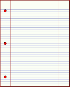 Awesome Ruled Paper Printable Word Doc ~ Istherewhitesmoke intended for Ruled Paper Word Template