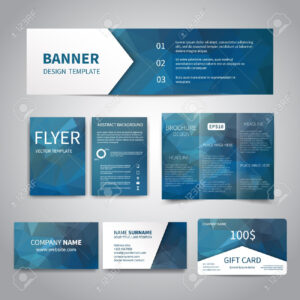 Banner, Flyers, Brochure, Business Cards, Gift Card Design Templates.. in Advertising Cards Templates