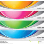 Banner Templates Stock Vector. Illustration Of Vector – 9942309 In Free Website Banner Templates Download