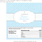 Baptism/christening   A Party Studio Pertaining To Christening Banner Template Free