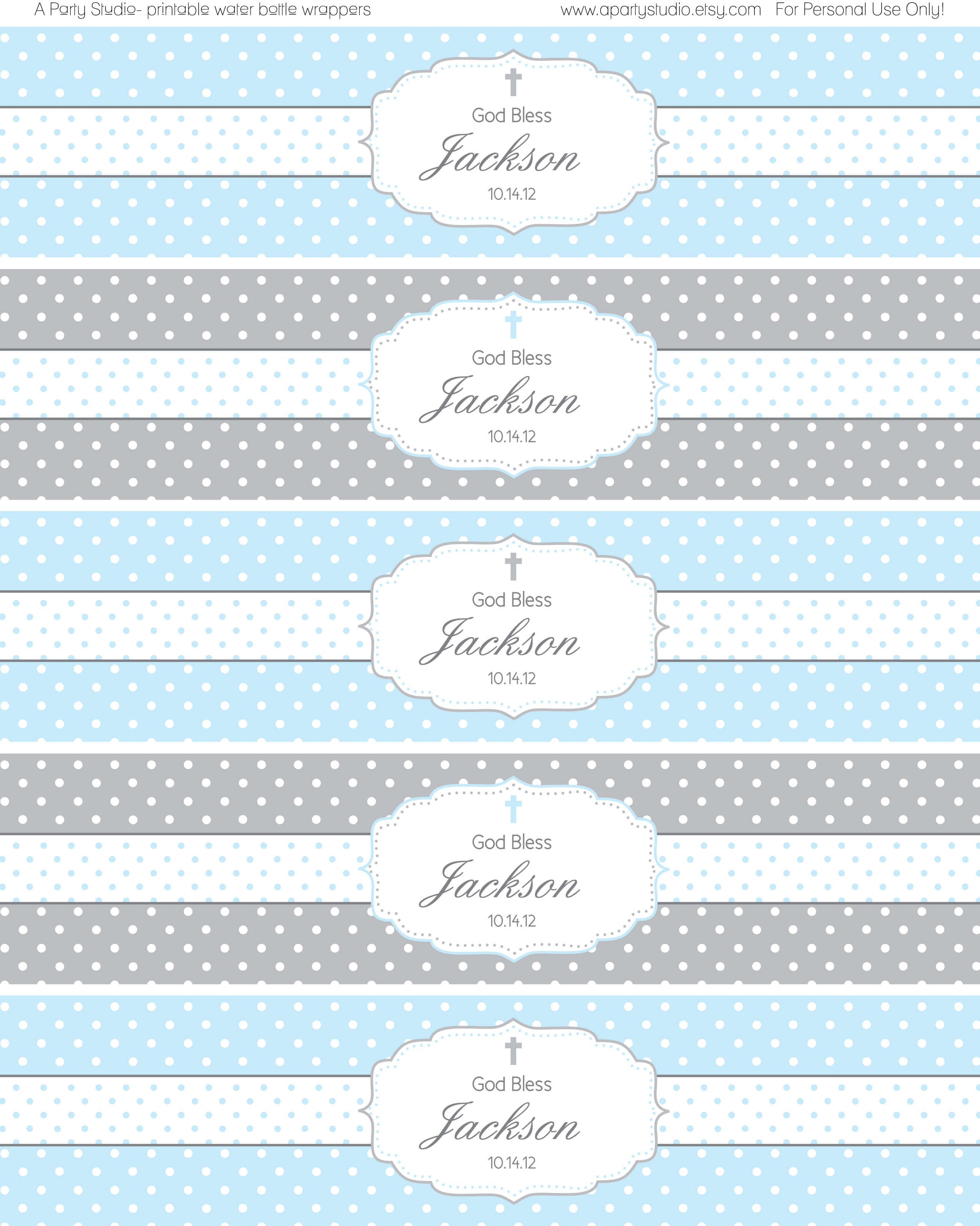 Baptism/christening | A Party Studio With Regard To Christening Banner Template Free