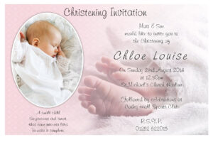 Baptism-Invitation-Blank-Templates-For-Boy | Baptism regarding Blank Christening Invitation Templates