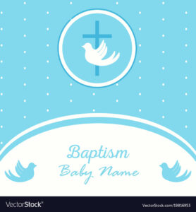 Baptism Invitation Template Pertaining To Christening Banner Template Free