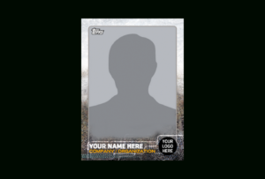 Baseball Trading Card Template Clipart Images Gallery For throughout Custom Baseball Cards Template