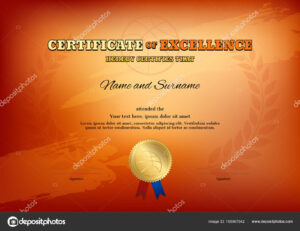 Basketball Camp Certificate Template | Certificate Template within Basketball Camp Certificate Template