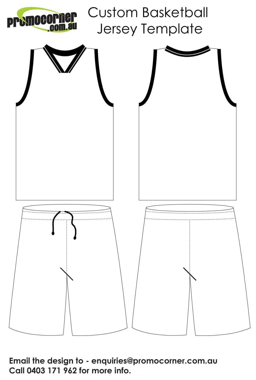 Basketball Jersey Template | Dromibi.top | Ra | Basketball In Blank Basketball Uniform Template