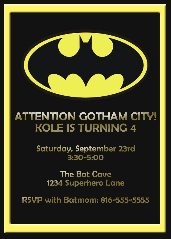 Batman Birthday Card Template - Google Search | Card Shop Pertaining To Batman Birthday Card Template