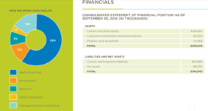 Be The Match – Nonprofit Annual Report Template | Nonprofit Blog pertaining to Non Profit Annual Report Template