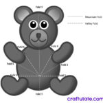 Bear Pop Up Card Tutorial – Craftulate With Regard To Teddy Bear Pop Up Card Template Free