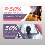 Beautiful Online Store Banner Templatecreativedesign Throughout Product Banner Template