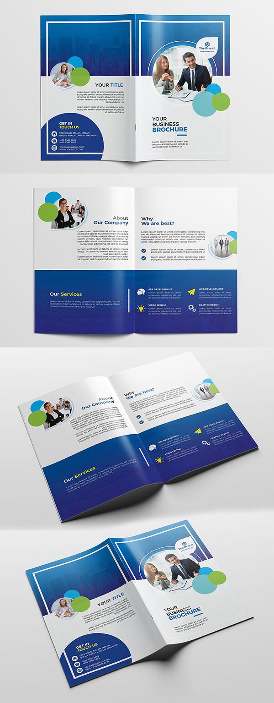 Best Business Brochure Templates | Design | Graphic Design Regarding Good Brochure Templates