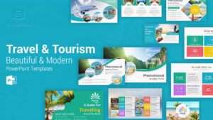 Best Modern Powerpoint Templates For 2019 – Slidesalad in Tourism Powerpoint Template