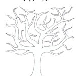 Best Photos Of Large Tree Template – Large Blank Family Tree Inside Blank Tree Diagram Template