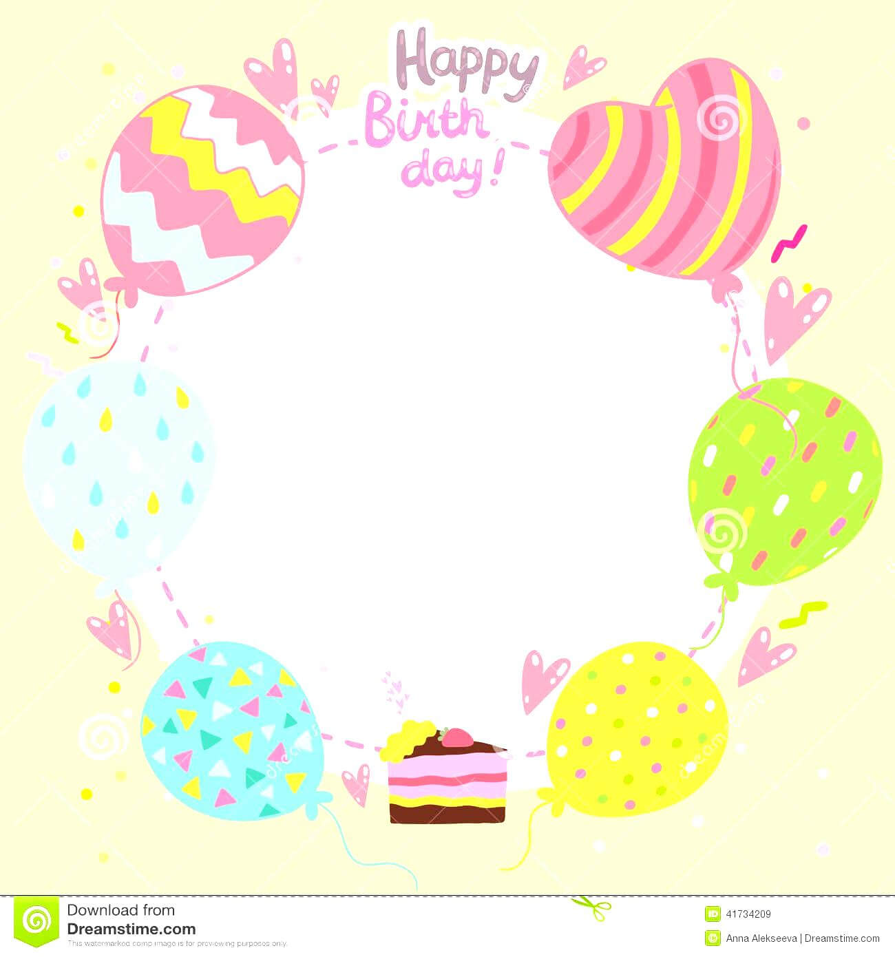 Best Solutions For Birthday Card Templates Microsoft Word With Birthday Card Template Microsoft Word