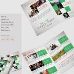 Bi Fold Brochure Template A4 Psd Free Download Illustrator Within Brochure Template Illustrator Free Download