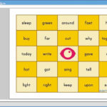 Bingo Card Creator   Sight Words: Teach Your Child To Read Within Bingo Card Template Word