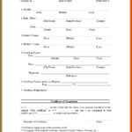 Birth Certificate Translation Template Uscis - Template 1 within Uscis Birth Certificate Translation Template