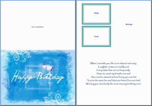 Birthday Card Template Word 8 Mind Numbing Facts About intended for Birthday Card Publisher Template