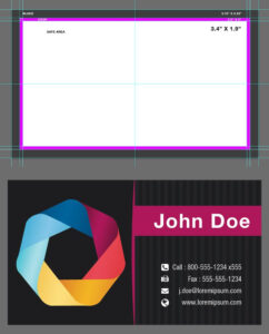 Blank Business Card Template Psdxxdigipxx On Deviantart for Blank Business Card Template Psd