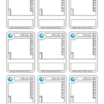 Blank Game Card Template | Theveliger Throughout Blank Playing Card Template