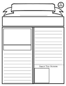 Blank Newspaper Template For Kids Printable | Homework Help pertaining to News Report Template