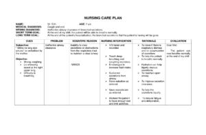 Blank Nursing Care Plan Templates – Google Search | Nursing regarding Nursing Care Plan Templates Blank