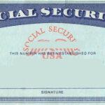Blank Social Security Card Template | Social Security Card Inside Social Security Card Template Photoshop
