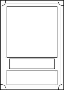 Blank Trading Card Template Free – Hizir.kaptanband.co with regard to Trading Cards Templates Free Download