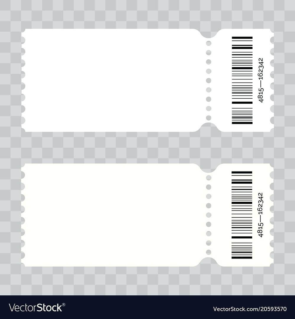 Blank Train Ticket Template – Wepage.co Regarding Blank Train Ticket Template