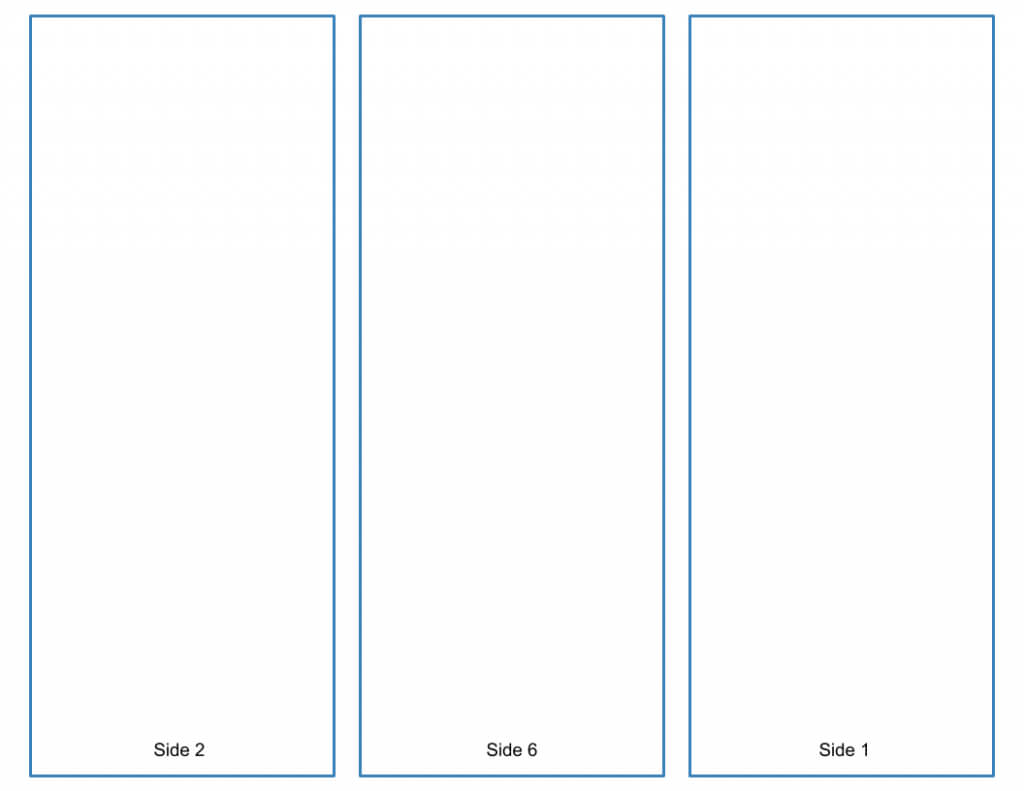 Blank Tri Fold Brochure Template – Google Slides Free Download With Brochure Templates Google Docs