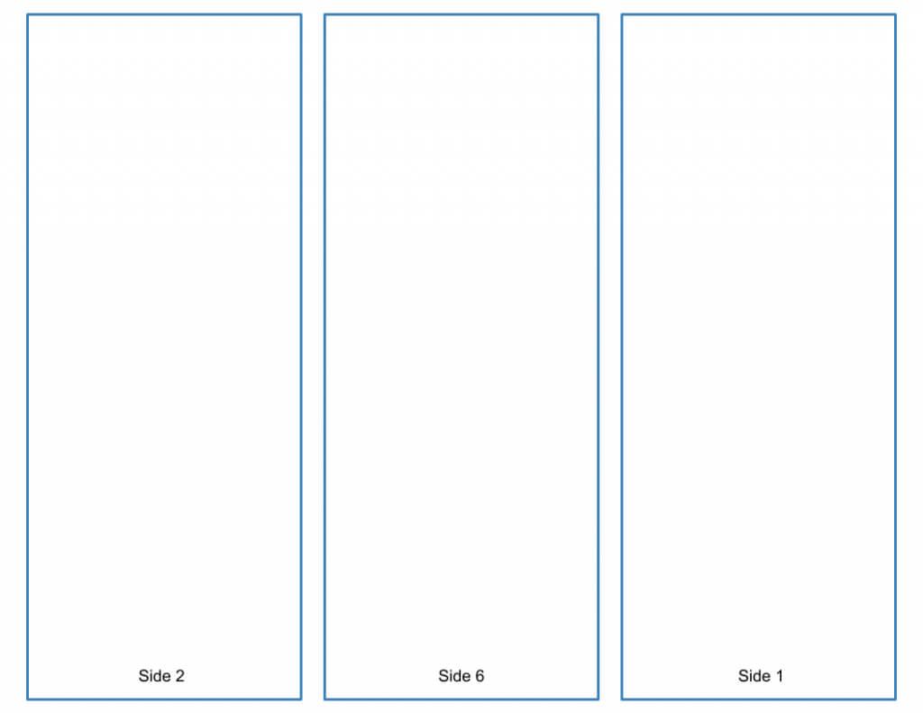 Blank Tri Fold Brochure Template – Google Slides Free Download Within Brochure Template Google Docs