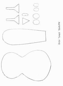 Blank Turkey Template – 10+ Professional Templates Ideas inside Blank Turkey Template