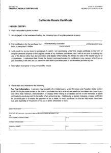 Blanket Certificate Of Resale Clean Resale Certificate With Resale Certificate Request Letter Template