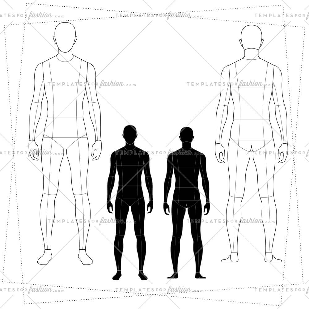 Body Drawing Template   Free Download Best Body Drawing For Blank Body Map Template