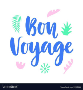 Bon Voyage Card Template – Verypage.co regarding Bon Voyage Card Template