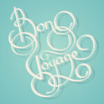 Bon Voyage Free Vector Art – (116 Free Downloads) In Bon Voyage Card Template
