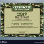 Boot Camp Internship Program Certificate Template throughout Boot Camp Certificate Template