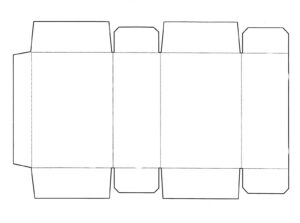 Box Templates | This Is A Cereal Box Template That Fits Your with Card Box Template Generator