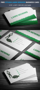 Brilliant Lawn Mowing Business Card- Full Preview | Lawn pertaining to Lawn Care Business Cards Templates Free