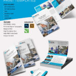 Brochura De Modelos Hospitalares   Impressos & Papelaria Intended For Healthcare Brochure Templates Free Download