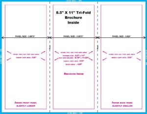 Brochure-8.5X11-Trifold-Inside | Brochures | Graphic Design in 8.5 X11 Brochure Template