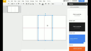 Brochure (Step 1) – Google Slides – Creating A Brochure Template In Google  Slides inside Brochure Templates Google Drive